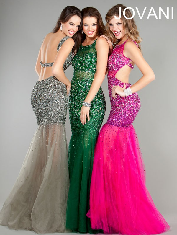 Jovani Prom Dresses are Breathtaking! | Dream Gowns